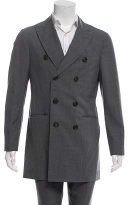 Brunello Cucinelli Double-Breasted Wool Jacket w/ Tags