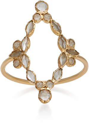 Pascale Monvoisin Nour No.1 Moonstone Ring