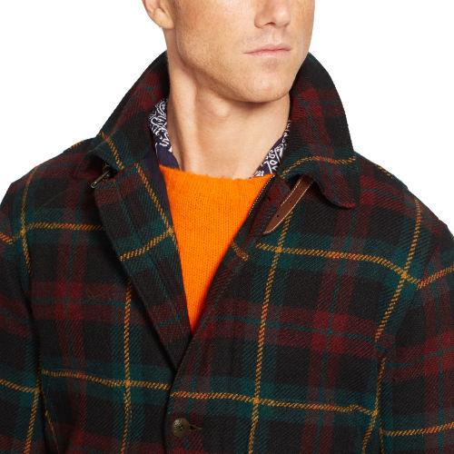 Polo Ralph Lauren Tartan Hunting Jacket