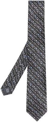 Lanvin arrows print tie