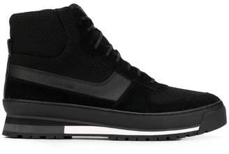 Calvin Klein hi-top classic sneakers