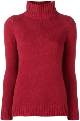 Aragona cashmere turtleneck sweater