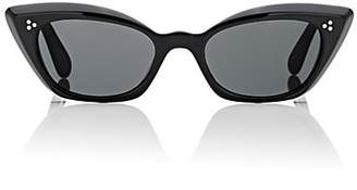 Oliver Peoples Women's Bianka Sunglasses - Black