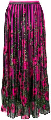 Twin-Set floral-print skirt
