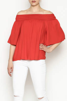 BB Dakota Red Tunic