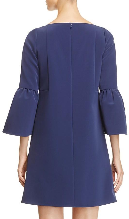 Lafayette 148 New York Marisa Bell Sleeve Dress 2