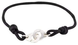 Menottes Handcuff Cord Bracelet