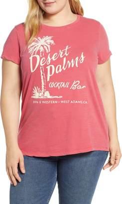 Lucky Brand Desert Palm Tee