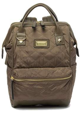 Madden-Girl Quilted Small Backpack