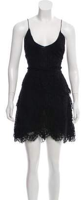 Isabel Marant Beaded Lace Dress