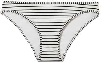 Vince Camuto Striped Bikini Bottom
