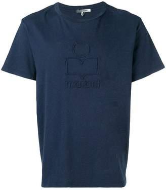 Isabel Marant Marant embroidered logo T-shirt