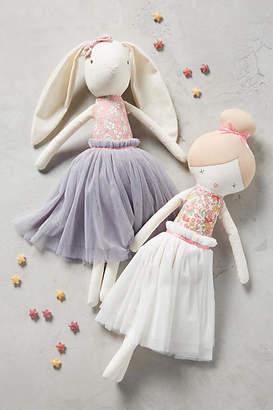 Alimrose Ballerina Plush Toy $48 thestylecure.com