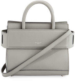 Givenchy Horizon Mini Grained Leather Tote Bag $1,990 thestylecure.com