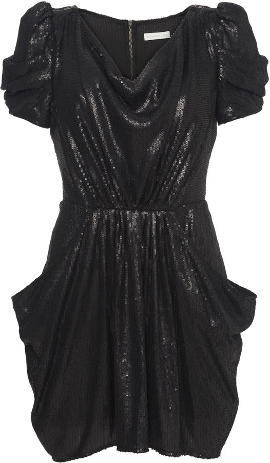 Whistles Sequin Dress