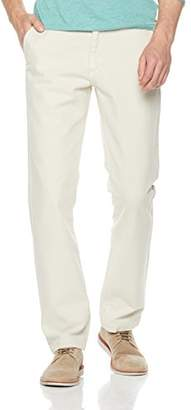 Co Quality Durables Men's Relaxed-Fit Chino Pant 32x32