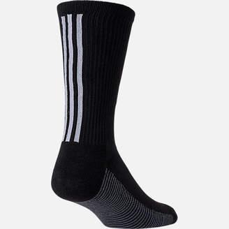 adidas Men's 3 Stripes Single Crew Socks