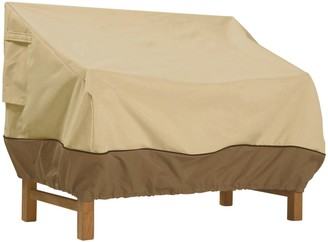 Classic Accessories Veranda Large Patio Bench Cover