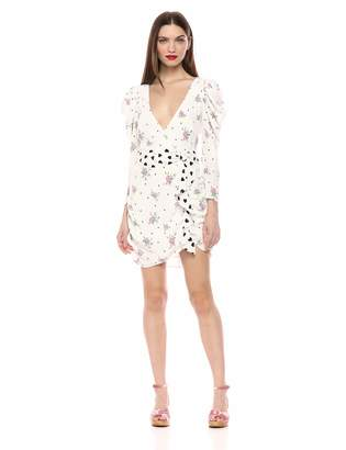 For Love & Lemons Women's Mabel Mini Dress