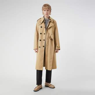 Burberry Gosha x Reconstructed Trench Coat , Size: 50, Beige