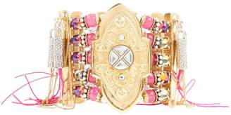 Reminiscence Gold Metal Bracelet
