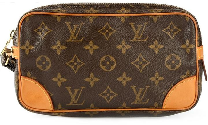 Louis Vuitton Vintage 'Monogram' clutch