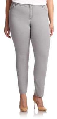 Lafayette 148 New York Lafayette 148 New York, Plus Size Plus Five-Pocket Skinny Jeans