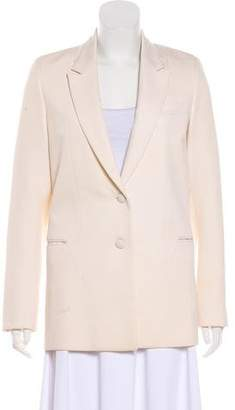 Givenchy Fitted Wool Blazer