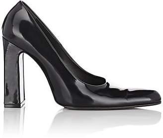 Balenciaga Women's Patent Leather Pumps - Black