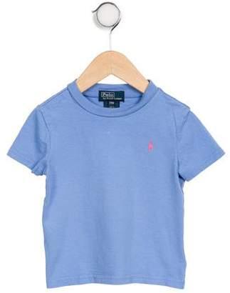 Polo Ralph Lauren Boys' Logo T-Shirt