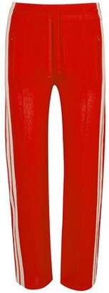 Etoile Isabel Marant Dobbs Striped Stretch-jersey Track Pants