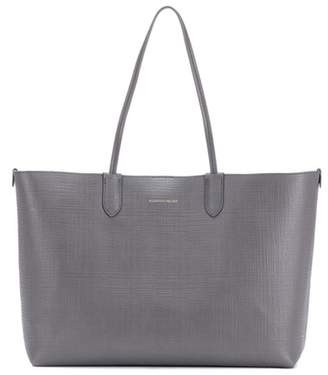 Alexander McQueen Medium leather shopper