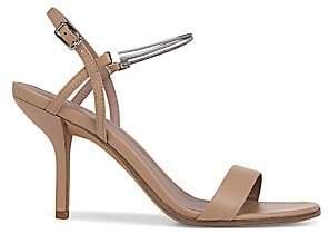 Diane von Furstenberg Women's Frankie Cappuccino Sandals