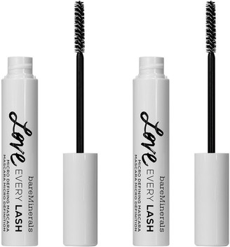 69c90b7fee6 at QVC · bareMinerals Love Every Lash Micro Defining Mascara Duo