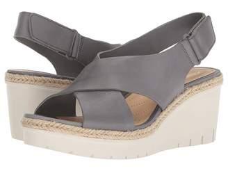 Clarks Palm Glow Women's Wedge Shoes