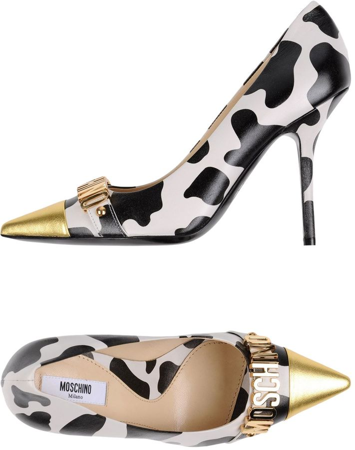 Moschino MOSCHINO Pumps