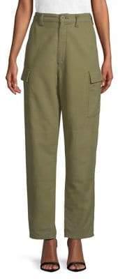 RtA Hartwell High Waist Cargo Pants