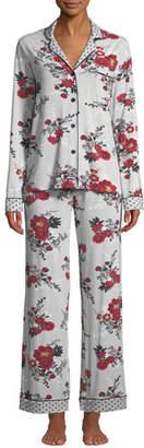 PJ Salvage Vintage Blooms Classic Pajama Set