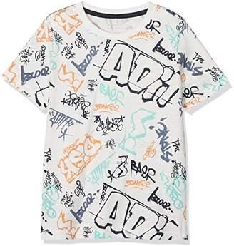 Name It Boy's Nkmjason Ss Top T-Shirt,(Manufacturer Size: -128)