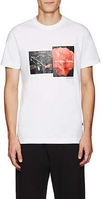 Blood Brother MEN'S BLOOM COTTON T-SHIRT
