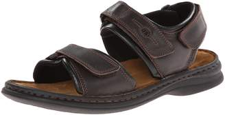 Josef Seibel Men's Rafe dress Sandal