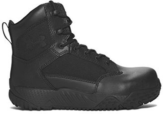 Under Armour Women's Stellar Protect Military and Tactical Boot $99.99 thestylecure.com