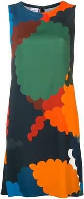 Akris Punto printed shift dress