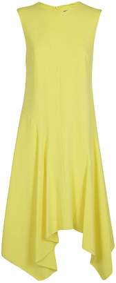 Sportmax Asymmetric Dress