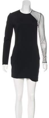 Stella McCartney Embellished Bodycon Dress