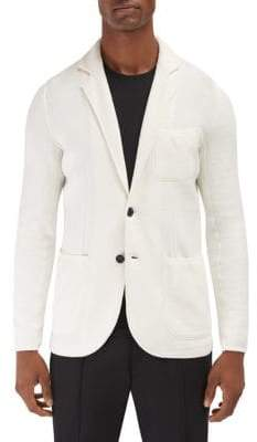 EFM-Engineered for Motion Acton Fashion Knitted Blazer