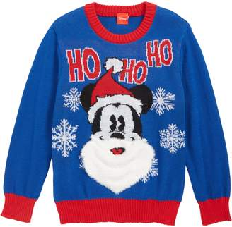 JEM x Disney Mickey Mouse Holiday Sweater