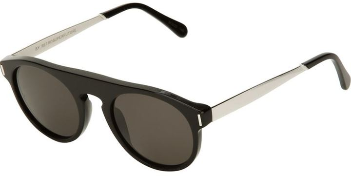 RetroSuperFuture Retro Super Future 'Racer Francis' sunglasses