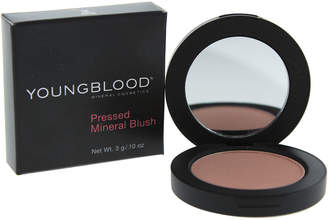 Young Blood Youngblood 0.1Oz Bashful Pressed Mineral Blush