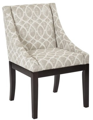 Office Star AVE SIX by Products Monarch Wingback Chair